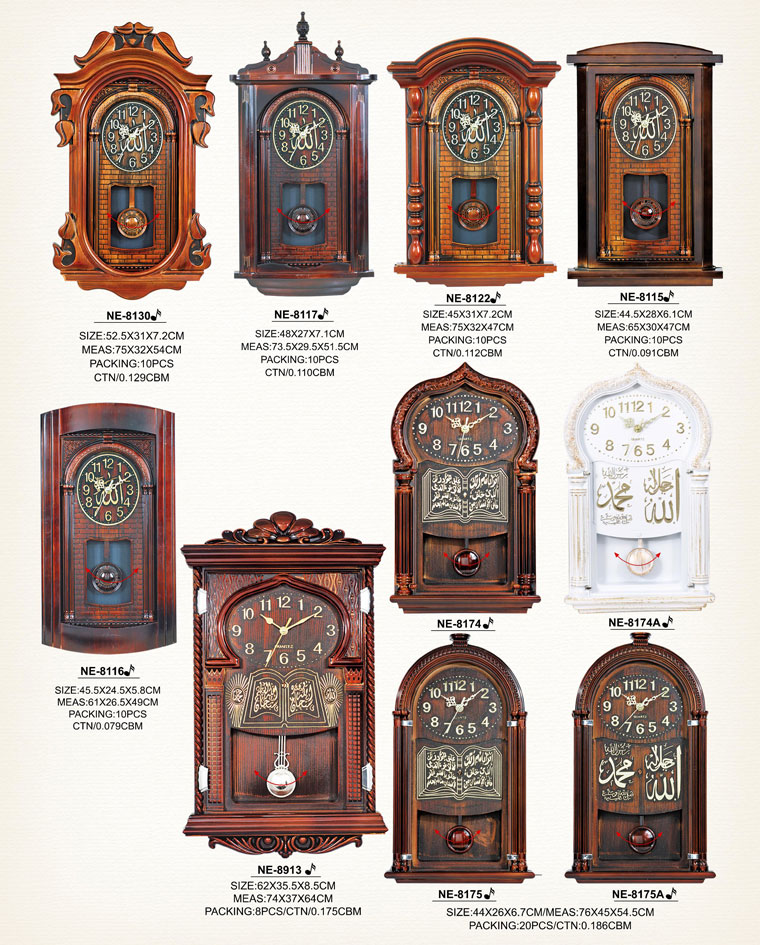 Page087 Classical Moslem Clocks
