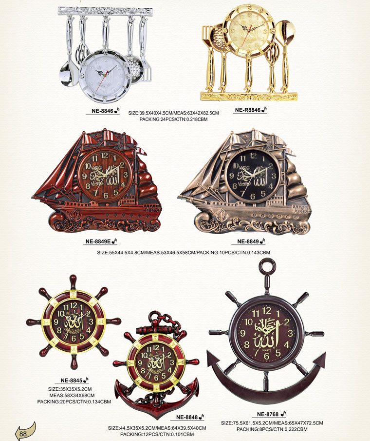 Page088 Classical Moslem Clocks