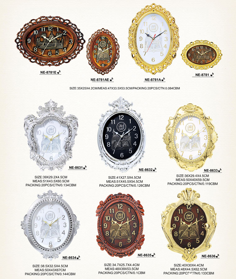 Page115 Classical Moslem Clocks